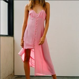 Wilfred ilona pink dress ISO